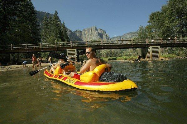 Change afoot at Yosemite