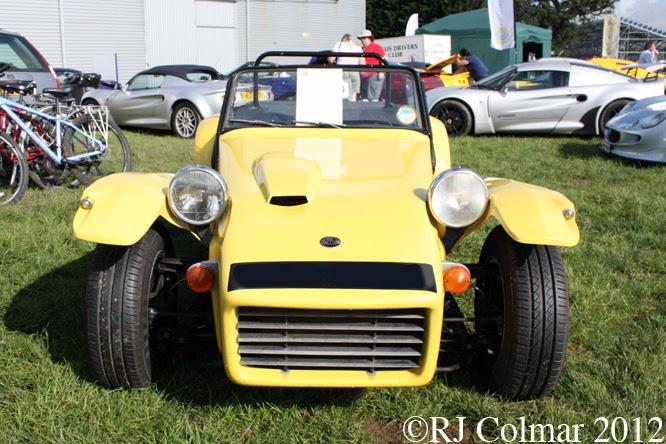 Lotus 60 Seven Series IV, Silverstone Classic