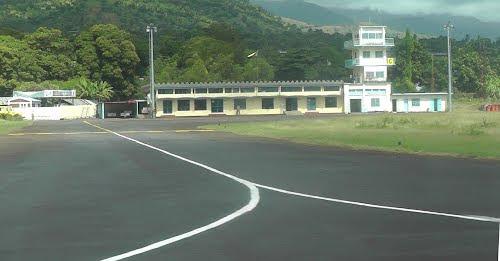 Ouani Airport, Mutsamudu, Comoros