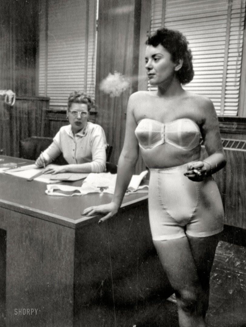 Smoking: 1949