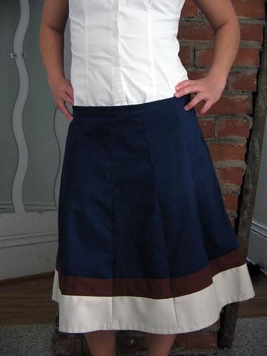 Scrap Skirt #2