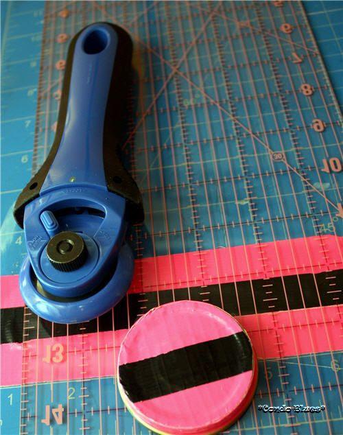Make a sheet of Duck Tape