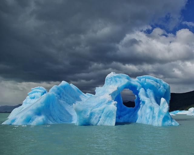 Iceberg Glacial