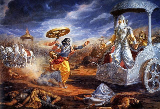 Resultado de imagen de Mahabharata: La Historia prohibida del mundo