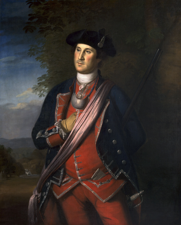 Charles Willson Peale: Colonel George Washington