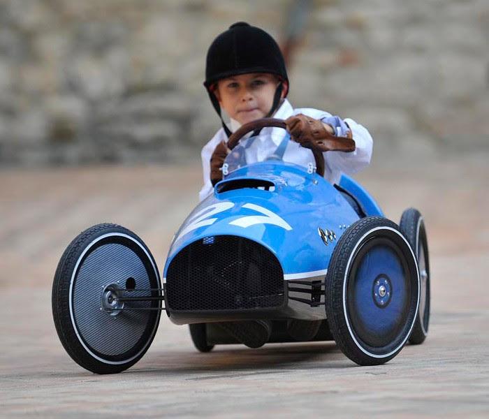Scuderie Camparis Mira Pedal Car Is Your Kids Dream Come True Autoevolution