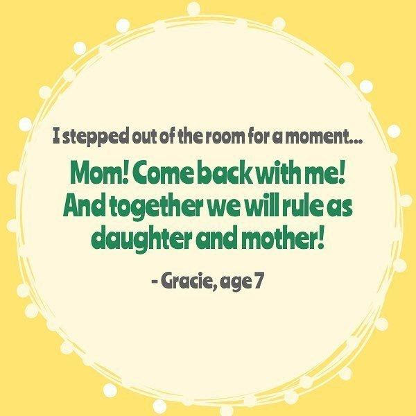 35 Hilarious And Adorable Quotes From Little Kids国际蛋蛋赞