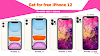 Get for free iPhone 12