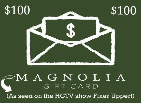 $100 Magnolia Market Gift Card Giveaway from Worthing Court!