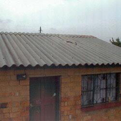 modelrumahminimalis 2020 Contoh Rumah Atap Asbes Images