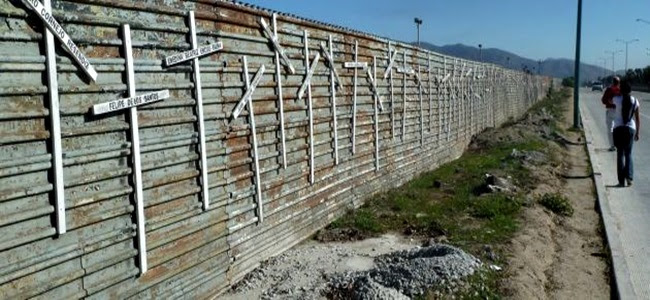 muro imigrantes separa mundo