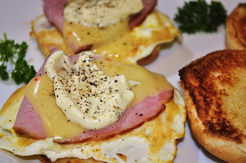 File:Mmm...fried egg and ham (5075522458).jpg