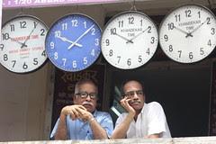 Khandekar Time ..Above Family Stores Dadar by firoze shakir photographerno1