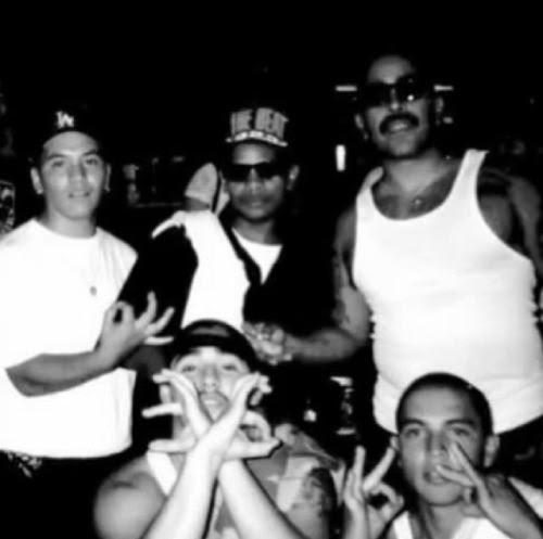 hip hop Los Angeles cali california 90s RIP LA legend compton eazy e mexicans rest in peace Californication nwa gangster rap crips GANG RELATED crip gangsters rest in paradise Surenos califas chicanos Rest In Power ruthless records gang life eazy duz it Sur 13 legend of hip hop
