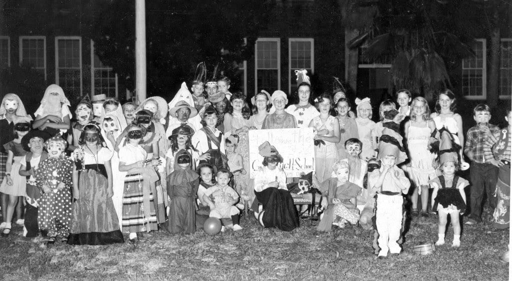 Christian Halloween 1950s