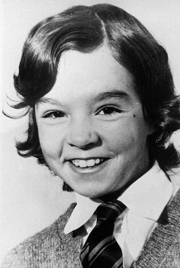 Genette Tate, one of the victims of serial child killer Robert Black