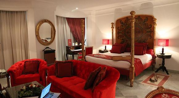 Hôtel La Maison Blanche Tunisie 5 Site Officiel