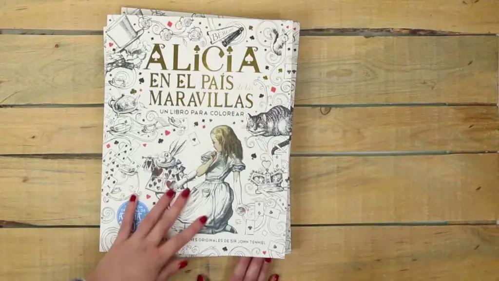 Cuento Alicia En El Pais De Las Maravillas Pdf