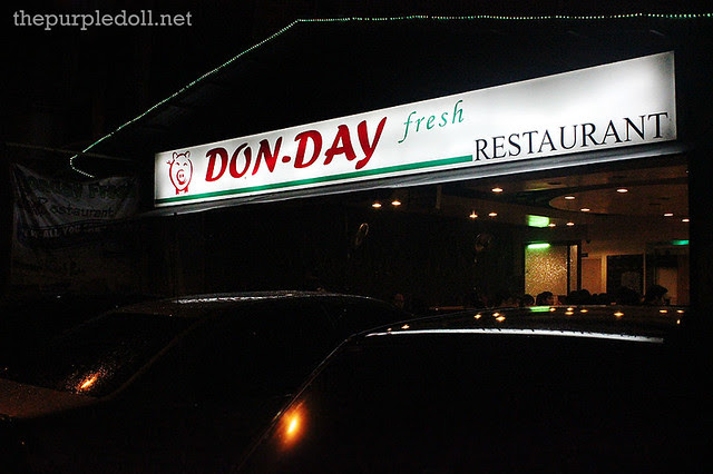 Don-Day Restaurant