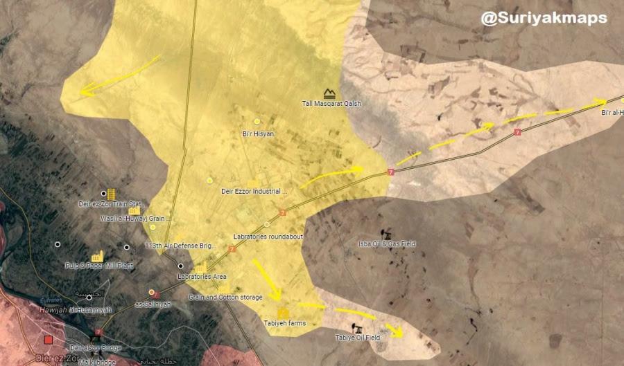Γιατί οι ΗΠΑ θέλουν να ελέγξουν τα πετρελαϊκά πεδία της Συρίας