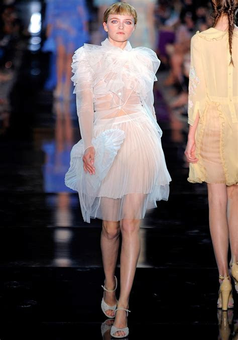Exclusive Collection of John Galliano Dresses ? Designers