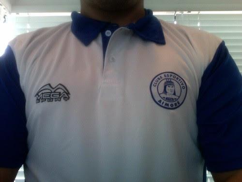 Camiseta do Aimoré - 2011/2012