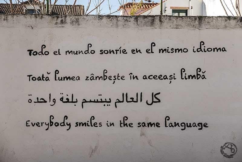 Un Pueblo De Madrid Lleno De Frases Poeticas