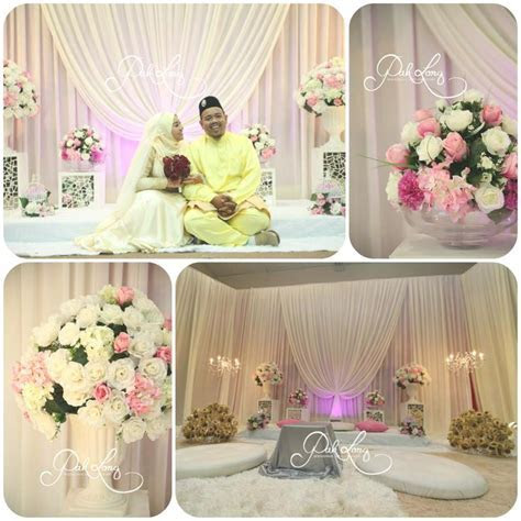 1000  images about pelamin on Pinterest   Receptions
