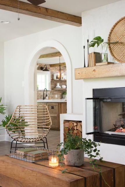 Best Of Joanna Gaines Living Room Photos