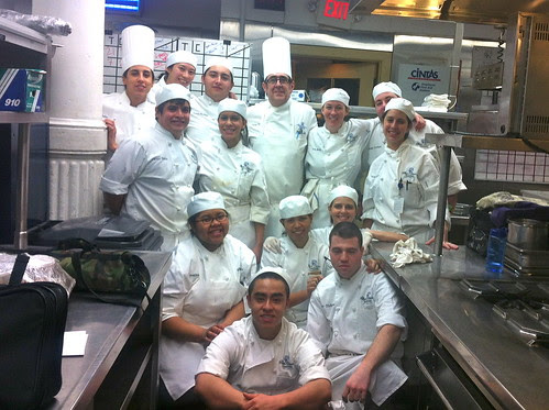 Last Day in the Kitchen