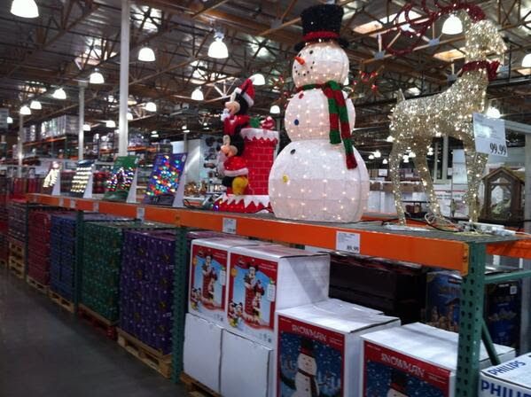 costco christmas decorations
