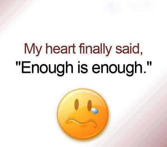 My Heart Finally Said Enough Pictures Photos And Images For