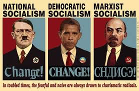 3 Images of Change: Hitler, Obama, Lenin