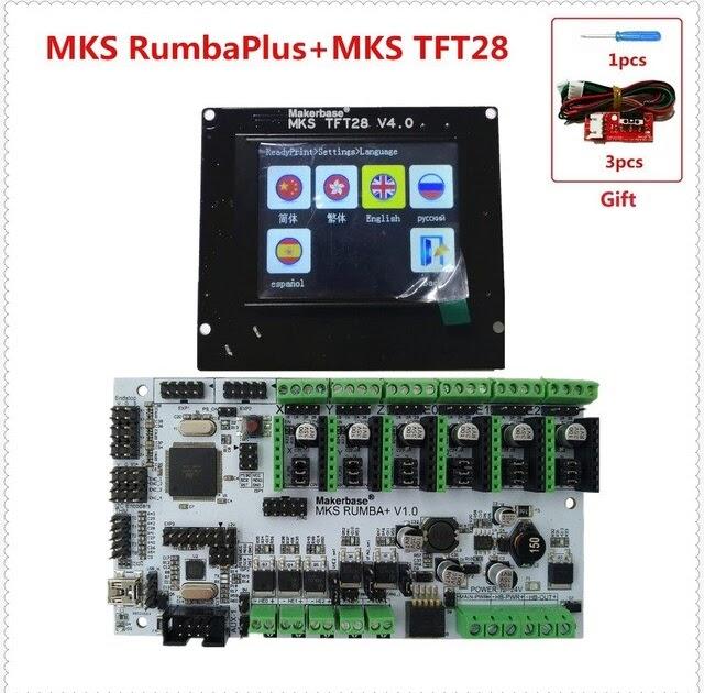 Smoothieboard MKS SGEN 3D printer mother card controller compatible Smoothieware