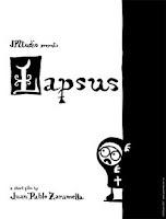 Lapsus, de Juan Pablo Zaramella