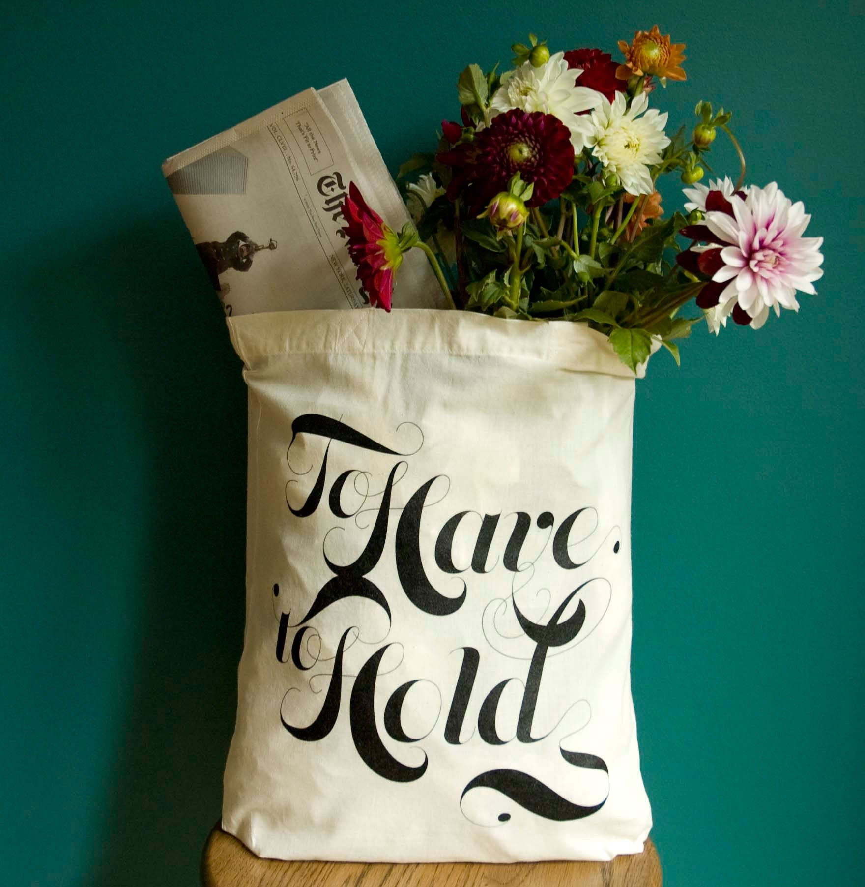 5 TOTE PARTY PACK/to Have and to Hold