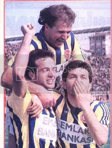 Fenerbahce-Galatasaray(1990)