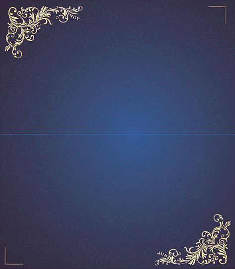 Blue Invitations, Invitation, Card, Blue Background Image