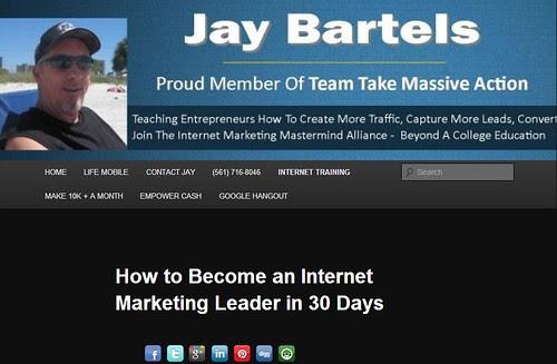 Jay Bartels by totemtoeren