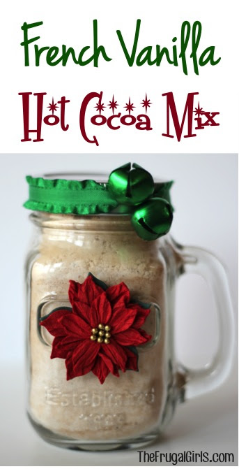 French Vanilla Hot Cocoa Mix by The Frugal Girls