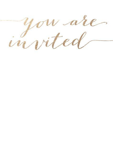 Foil Wedding Invitations ? Louise   The Foil Invite Company