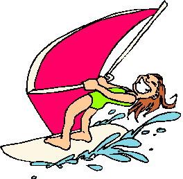 Surfen cliparts