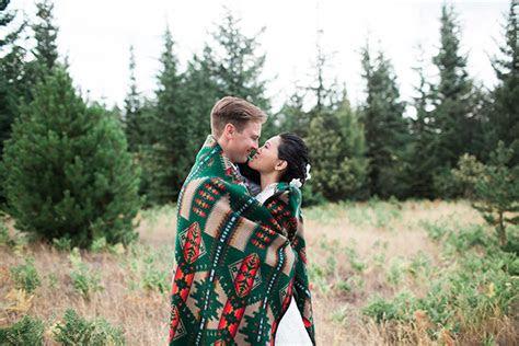 kristin  gregorys intimate spur mountain wedding
