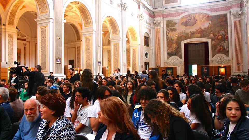 20 Maggio 2016 | Napoli, Basilica di S.Giovanni Maggiore | Giornata Mondiale della Lingua e della Cultura Ellenica