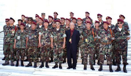 quân phục các binh chủng vnch