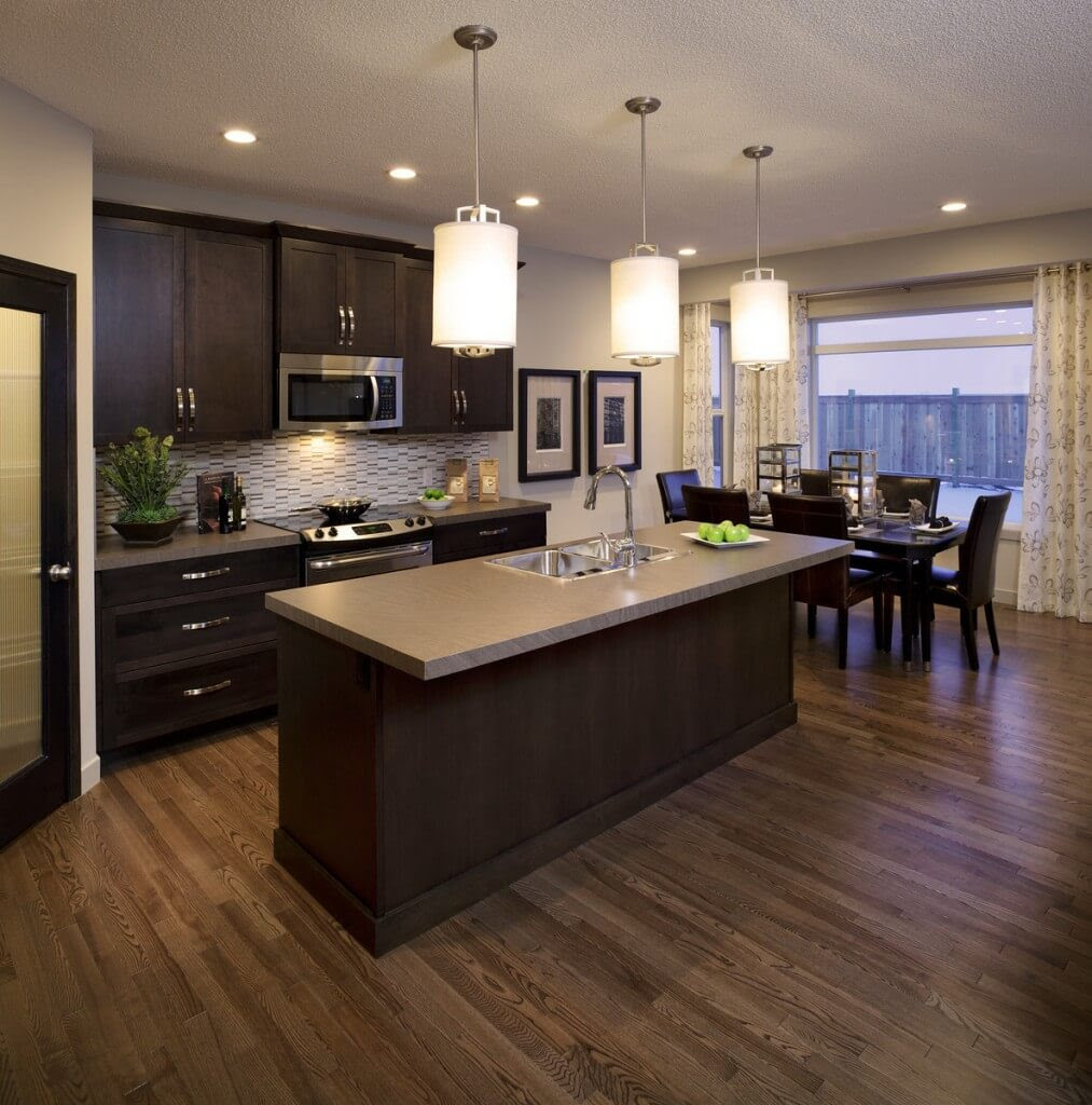 New home model Orleans 2 in Walden, Calgary by Cardel Homes