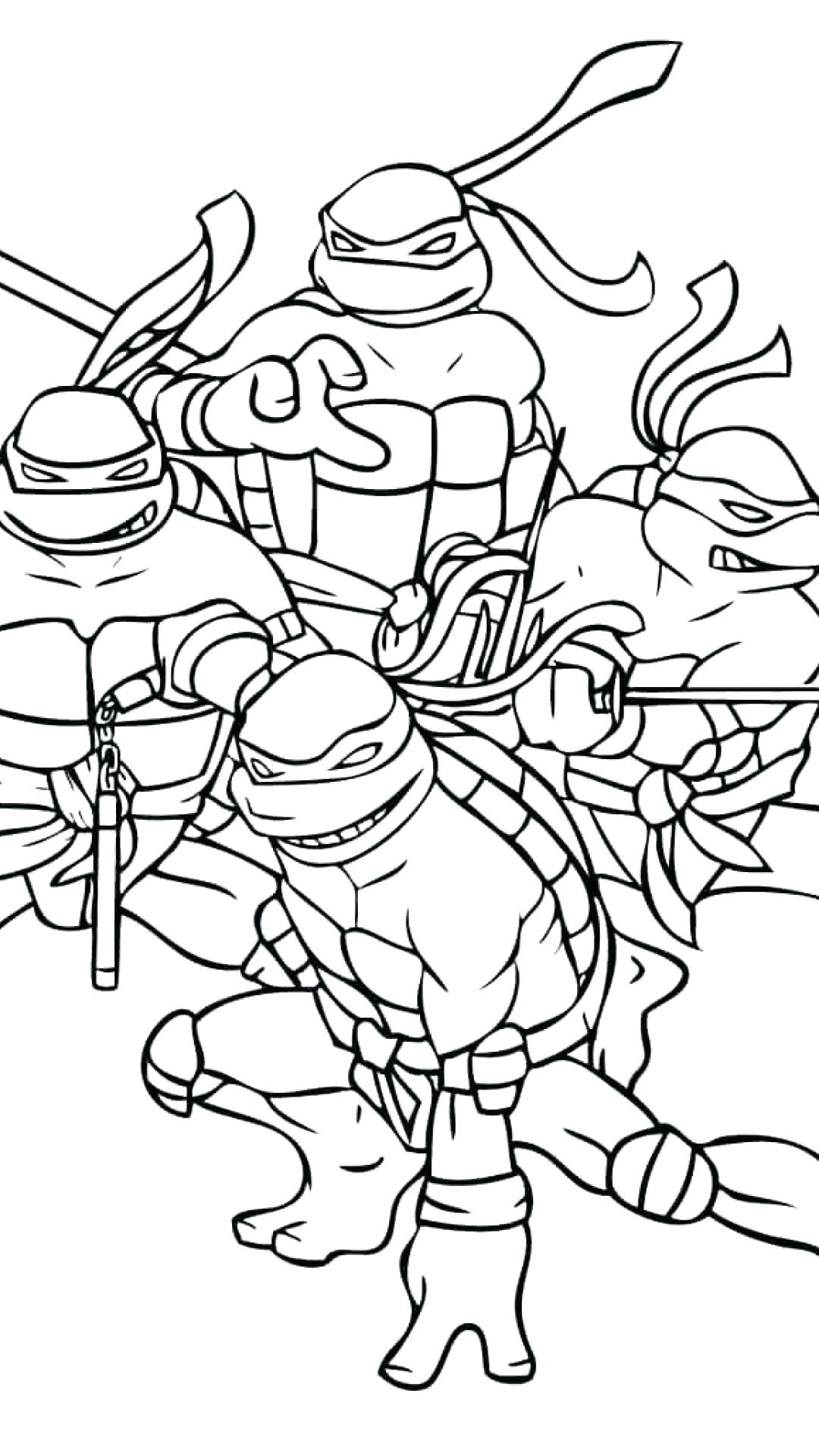 Ninja Turtle Head Drawing at GetDrawings | Free download