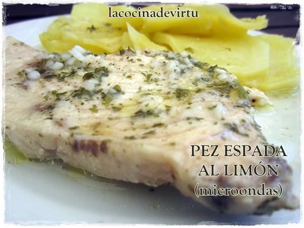 pez espada al limon micro