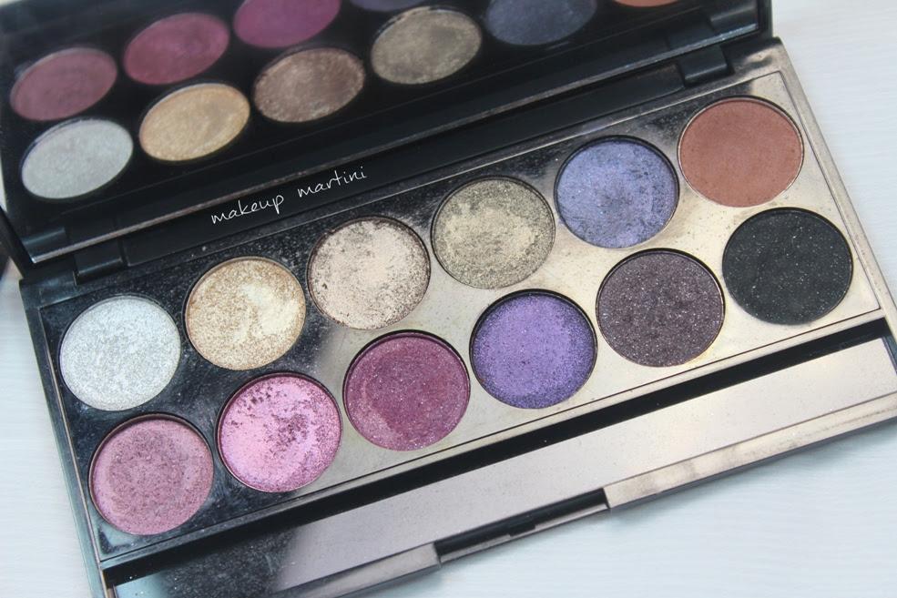Vine makeup palette