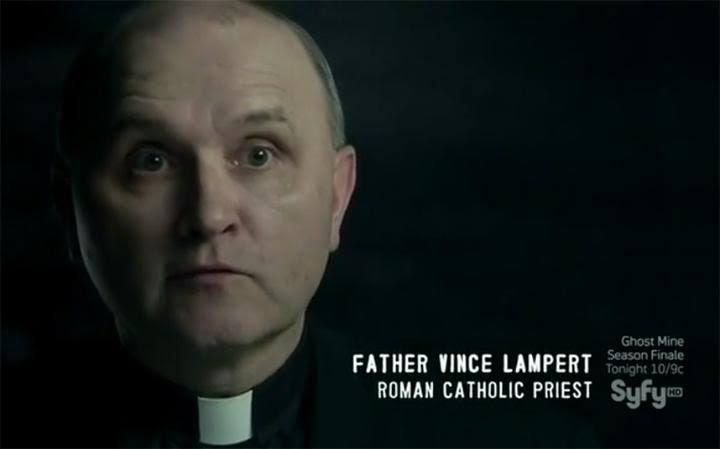 Father Lampert on Paranormal Witness